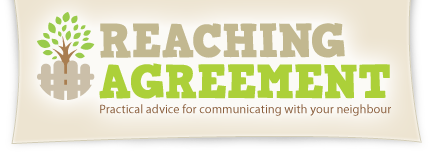 Reaching Agreement Website Logo