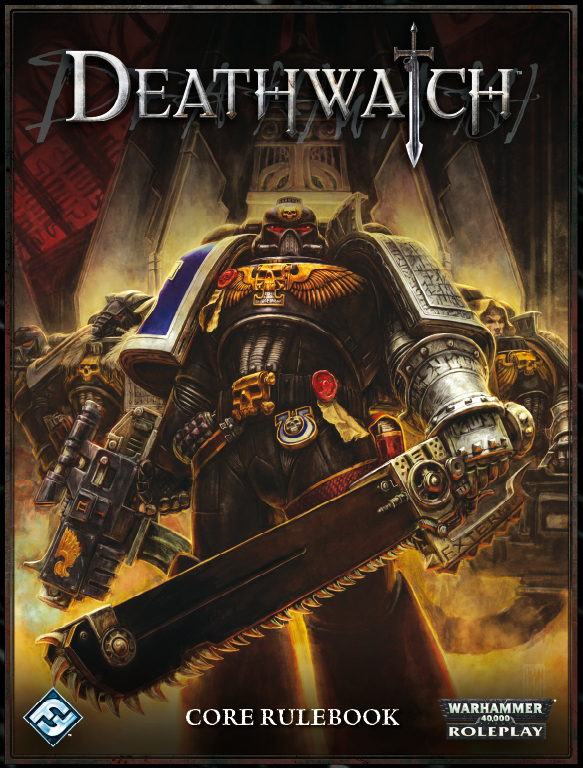 DeathWatch Book Cover