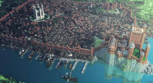 Kings-Landing-Minecraft